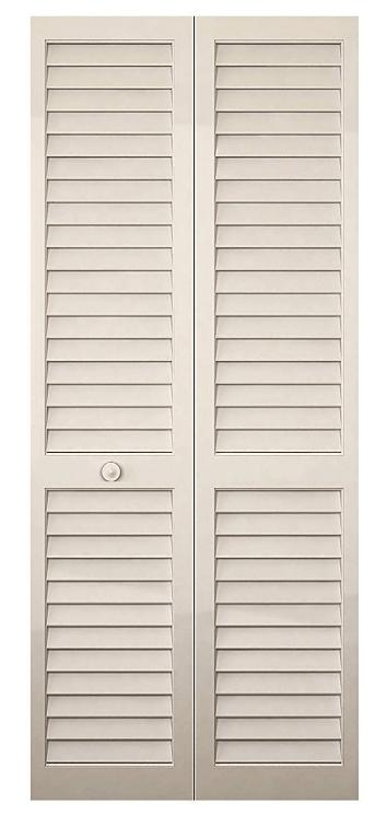 bi-fold closet door