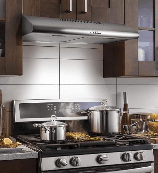 kitchen hood extractor