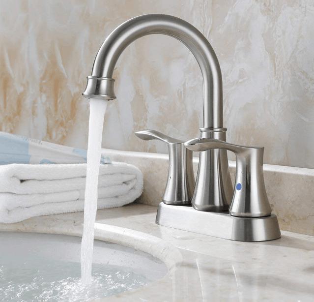 Bathroom Sink 2 handles
