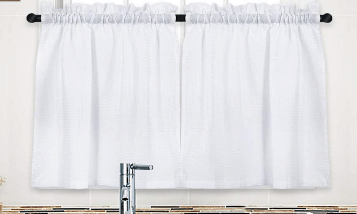8 Best Waterproof Blinds For Your, Window Covering For Bathroom Shower