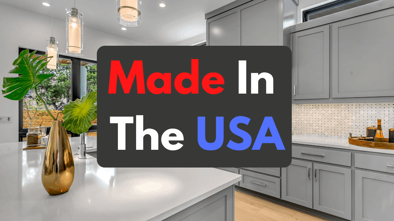 What Kitchen Cabinets Are Made In The Usa Kitchen Bed Bath