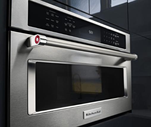 kitchenaid microwave hood ovens