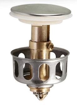 Plug sink stopper