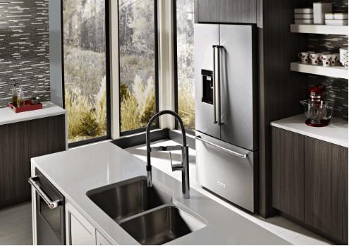 free-standing refrigerators